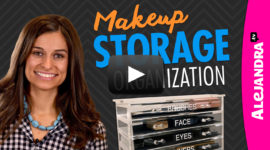 Makeup Storage & Organization